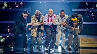 Watson and Oliver dance to 'Bolero' - Let's Dance for Sport Relief 2012 - BBC One