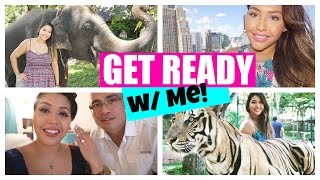 GET READY WITH ME: THAILAND 2015