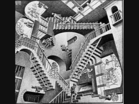Instrucciones para subir una escalera al revés.Julio Cortazar - YouTube