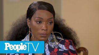 Angela Bassett Opens Up About Her Difficult Childhood | PeopleTV | Entertainment Weekly