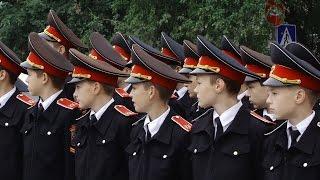Білоцерківські кадети прийняли урочисті обіцянки.