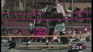 Manny Pacquiao vs  Panomdej Ohyuthanakorn