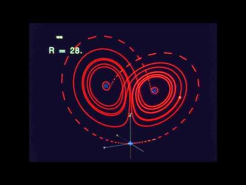 Lorenz System: Visualization by Ross Mentor Dr. Bruce Stewart