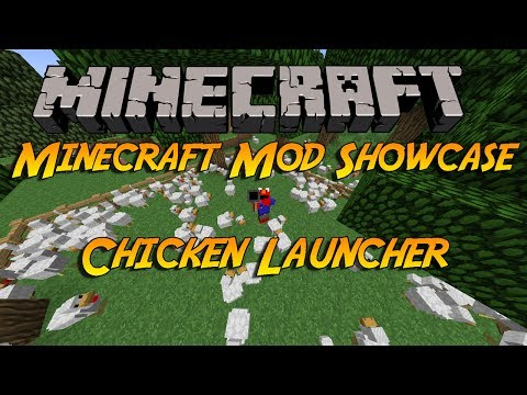 ChickenLauncher-poulet Cannon