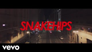 Смотреть клип Snakehips - For The F^_^k Of It  Ft. Jeremih, Aminé