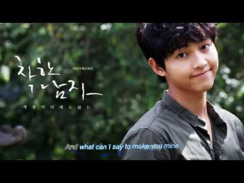 Song Joong Ki - Pretty boy ♥ [lyric]