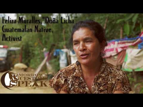 Fighting For Life: Guatemalan Women Stand Up to Gold Mining