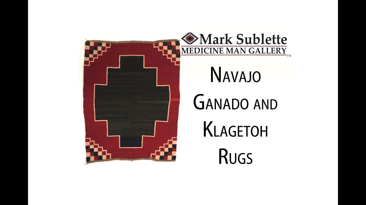 Native American Navajo Rugs How To Identify Rugs From The Ganado