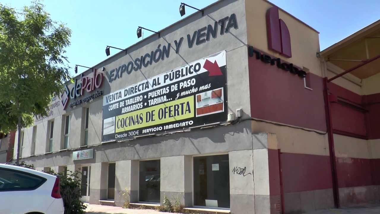 De Palo, cocinas desde 300 € en Fuenlabrada - YouTube