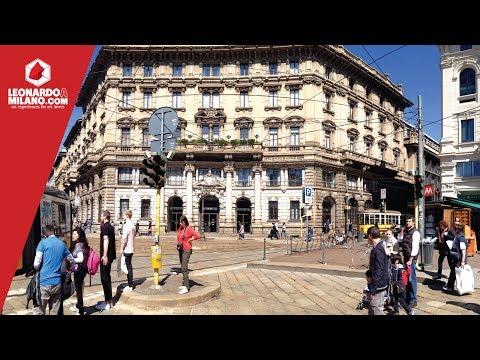 Milan economical centre - a short video guide