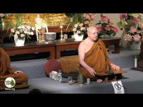 Dealing with Tiredness | Ajahn Brahm | 19 Feb 2016