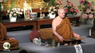 Dealing with Tiredness | Ajahn Brahm