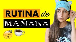 MORNING ROUTINE | Fashion Diaries