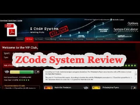 ZCode System Review  - Scam or Legit?