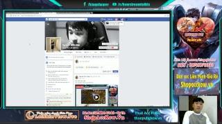 Kingofwar Stream 17/12 Troll Liên minh nào ae :D