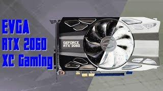 [Cowcot TV] Présentation carte graphique EVGA Geforce RTX 2060 XC Gaming