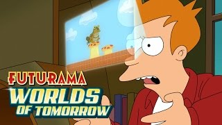 Futurama: Worlds of Tomorrow - Teaser Trailer