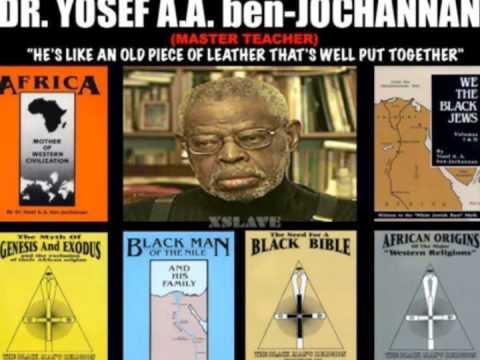 Dr. Yosef Ben-Jochannan: On the WLIB - GBE