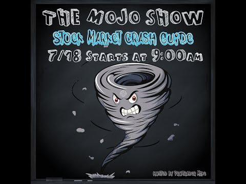 Stock Market Crash Guide 💥 The Mojo Day Trading Show