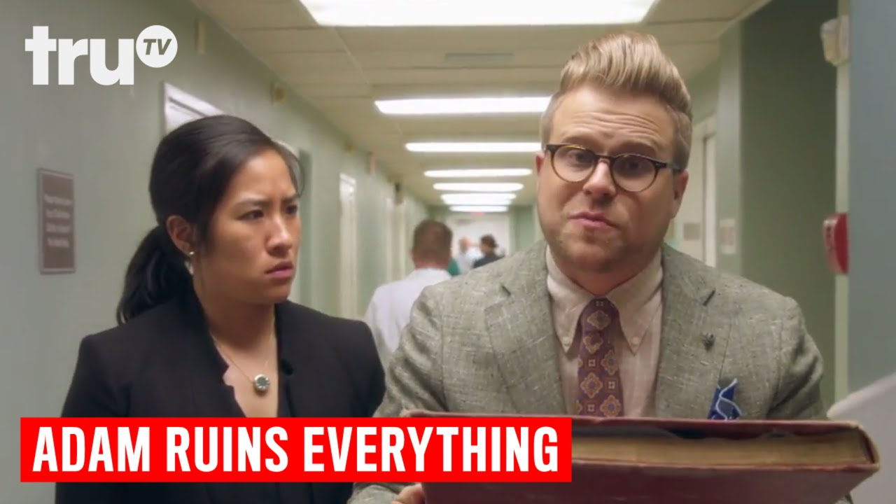 REPOST: Adam Ruins Everything - The Real Reason Hospitals Are So Expensive | truTV