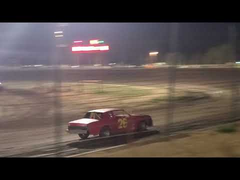 Cardinal Speedway imca hobby stock heat 2019