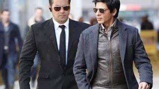 Salman Khans Bajrangi Bhaijan First Look Revealed by Shah Rukh Khan
