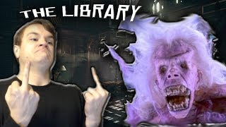 THE LIBRARY: Why You Shouldn't Read Books