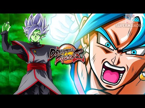 THE STRONGEST IN ALL OF DRAGON BALL FIGHTERZ! - Dragon Ball FighterZ: Vegito Gameplay