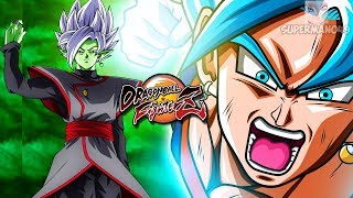 """THE STRONGEST IN ALL OF DRAGON BALL FIGHTERZ! - Dragon Ball FighterZ: """"Vegito"""" Gameplay"""