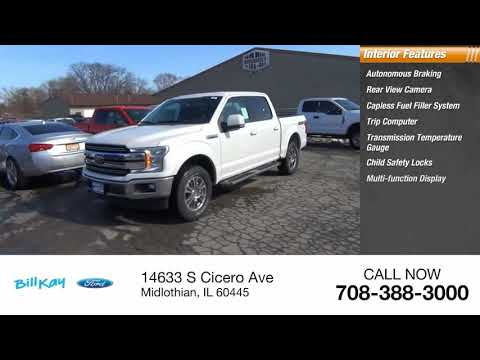 2019 Ford F-150 Lariat [LISTING TYPE] 196580