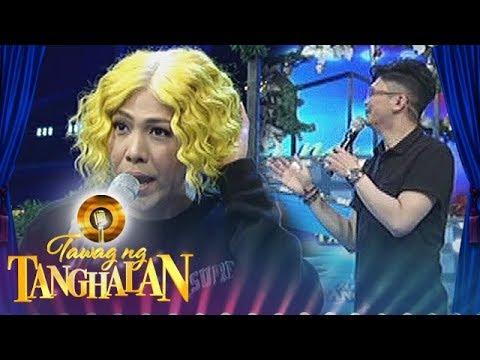 Tawag ng Tanghalan: Vhong compares Vice Ganda