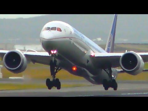 10 EPIC Boeing 787 Dreamliner CLOSE UP Takeoffs | Sydney Airport Plane Spotting