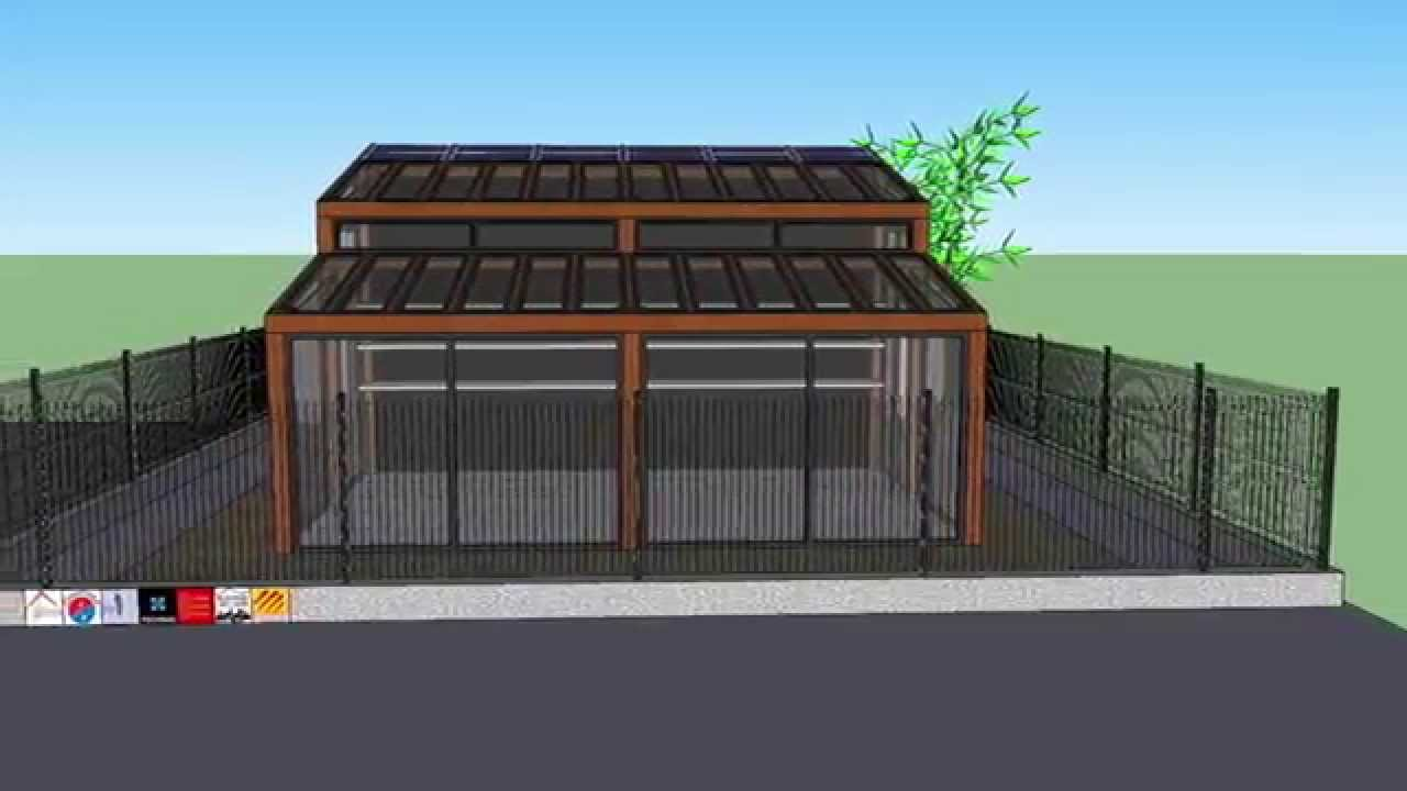 projet serre bioclimatique lyc e a sauvy grand sud fm youtube. Black Bedroom Furniture Sets. Home Design Ideas