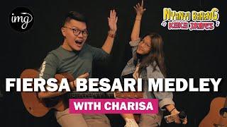 Download lagu MEDLEY LAGU FIERSA BESARI - Ft. CHARISA FAITH #NBKJ