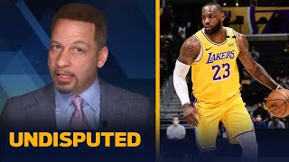 The Lakers are more vulnerable than we expected — Chris Broussard | NBA | UNDISPUTED