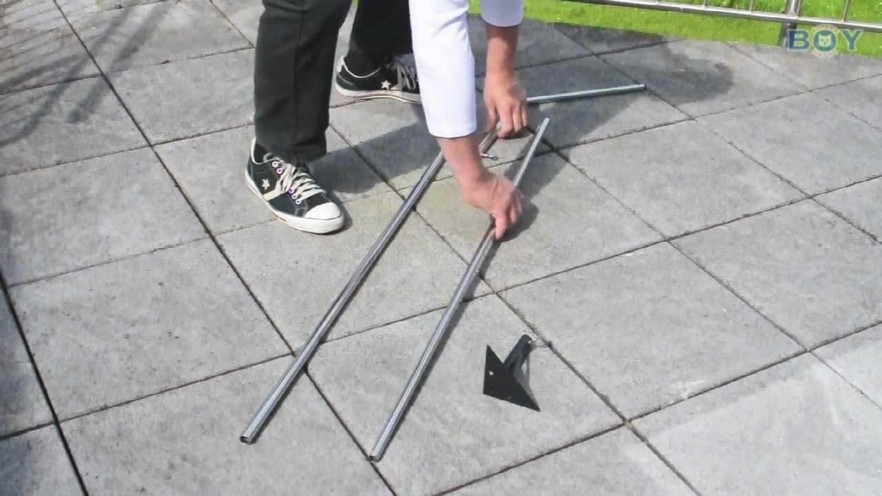 Boy katzennetze balkonabsicherung mit teleskopstangen und