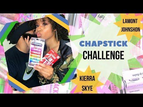 Chapstick Challenge with Lamont Johnson