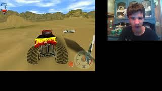 Monster Truck Rumble Gameplay