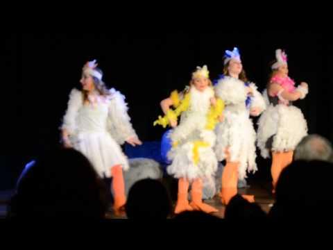 "Little Mermaid ""Human Stuff"" Song Chatfield School"