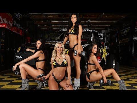 Rockstar Energy Models Shoot 2018