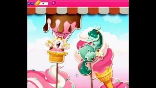 Candy Crush Saga Nivel 1611 completado en español sin boosters (level 1611)