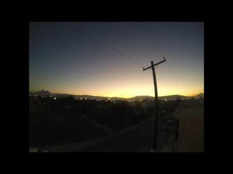 Timelapse Nuevo Leon Mexico 2k17