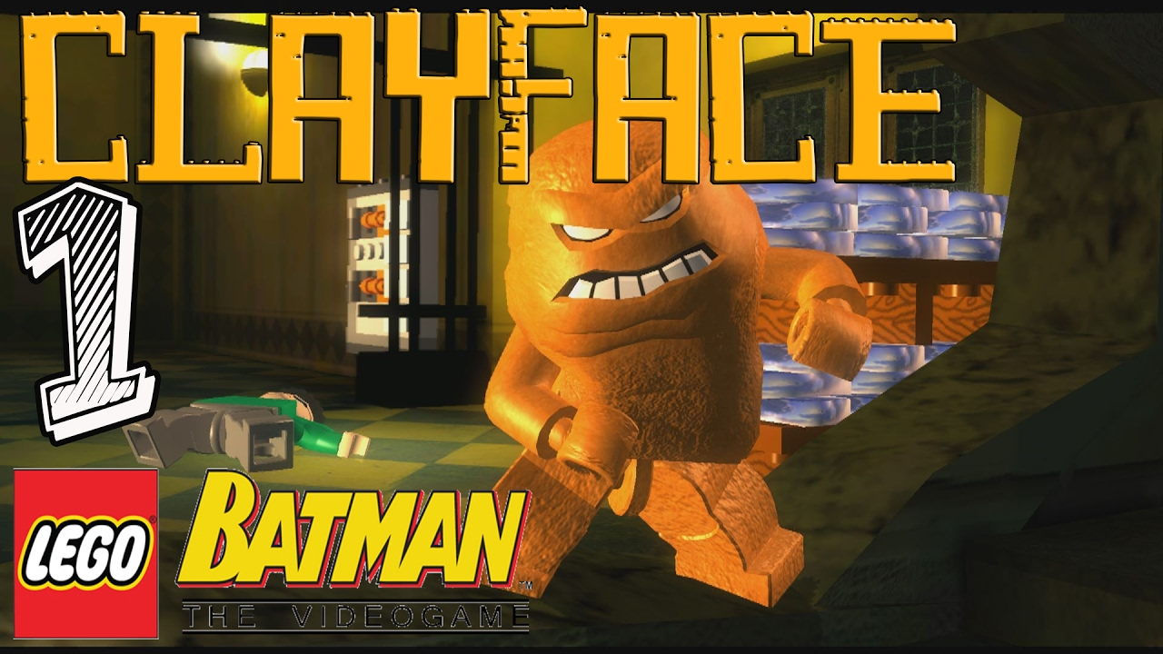 LEGO Batman The Videogame Walkthrough - part 1 - The ...