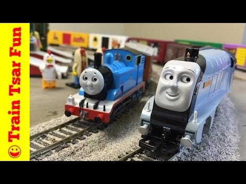 Spencer and thomas the tank engine meet the sunday funnies ho scale spencer and thomas the tank engine meet the sunday funnies ho scale train in sodor m4hsunfo