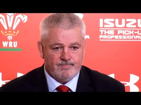 Wales v South Africa - Warren Gatland & Alun Wyn Jones Post Match Press Conference