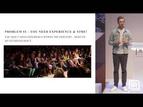 Starting an Online Retail Business | by Paul McGregor, London College of Fashion at Pure London