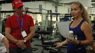 Инструктор тренажерного зала: разбор ситуационной задачи