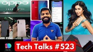 Tech Talks #523- Redmi Y2, MIUI 10, AirTel Pre-5G, Blackberry KEY2, Railwire Free WiFi, Vivo Nex