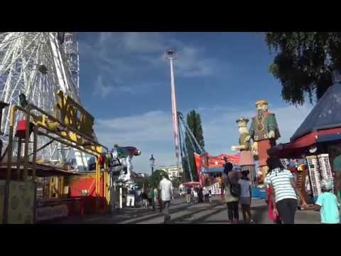 Wiener Prater -  Vienna / Wien - (4K Ultra HD)