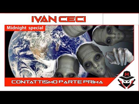 """Ep. 40 Midnight Special con Ivan Ceci """"Speciale Contattismo"""" Pt. I"""